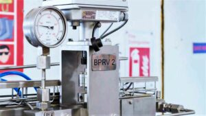 Back Pressure Regulator (BPR) For Supercritical Fluid Extraction