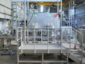Supercritical Fluid Extraction (SCFE) System